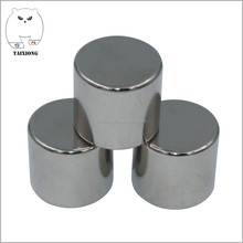 Super Strong Rare Earth Cheap NdFeB Neodymium Magnet Cylinder