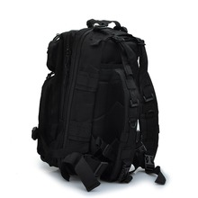 2016 Hot Selling Black Hiking Tactical Military Backpack for Camping