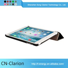 Hot Selling Fashion Product Book Style Leather Cover For iPad Mini 1 2 3 case