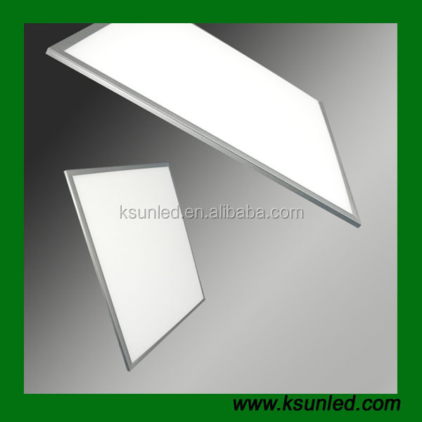 TUV GS UL High brightness 36W 48W 54W 72W LED panel 62x62, led panel light 620x620 led pannels 600x600