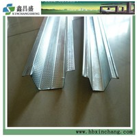 Price of structural steel galvanized steel profile furring channel
