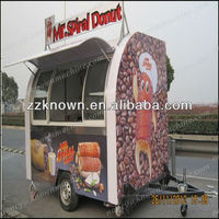 For buffet machine used food carts for sale