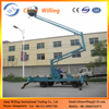 Self-propelled Telescopic Boom Lift Table/Crawler Boom Lift