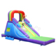 Happy Hop inflatable slide-9103N Rainbow Double Slides Packed by beautiful gift box