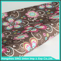 Making travelling bags/tents coated 600D 100% polyester oxford fabric PVC material