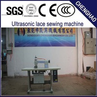 High quality ultrasonic lace machine, used pfaff sewing machines for sale