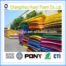 neoprene high temperature density closed cell foam extruded