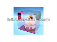 clear plastic cupcake boxes packaging