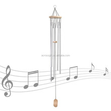 Personalized metal Wind Chimes Woodstock