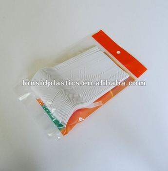 PS disposable plastic dinnerware such as fork spoon teaspoon table spoons