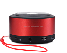 Portable Bluetooth mini speaker with lifting rope