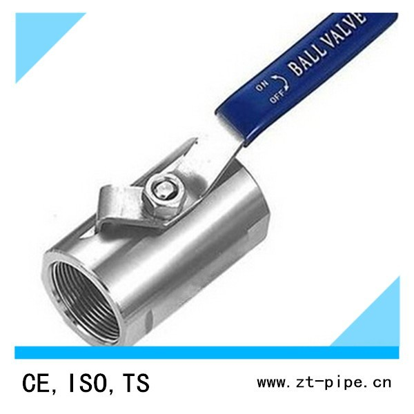 1 pc full port stainless steel cf8 <strong>ball</strong> <strong>valve</strong> with high quality