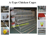 High quality automatic poultry cage 96 chicken layer cage price for farm