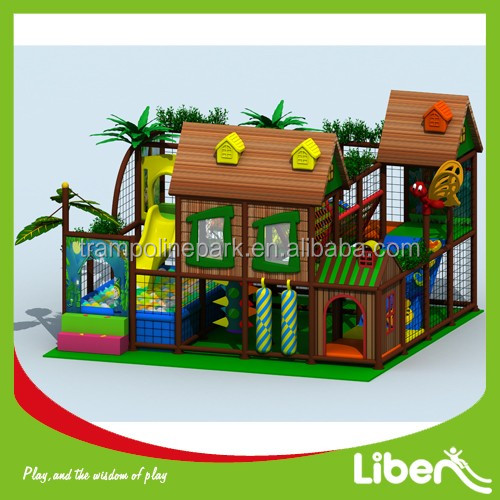 Durable popular use commercial equipment best selling soft padded indoor playground