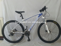 "27.5"" CARBON MOUNTAIN BICYCLE 30 SPEED ROCK SHOX FORK OIL HYDRAULIC DISC BRAKE HIGH QUALITY"
