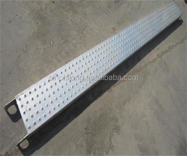 OEM SERVICE/high quality Aluminium Scaffold Plank