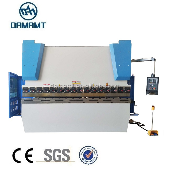 high quality stainless steel Hydraulic iron plate bending machine/press brake for carbon steelr/metal sheet bending machine