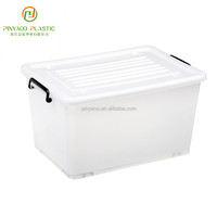 Factory direct sale stackable promotional ikea plastic box