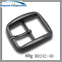 40mm bib overall buckles