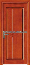 Luxury carving panel interior door design