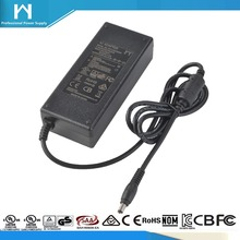 Level 6 UL Class 2 Power Supply 15 volt 5 amp power charger ac to dc power adapter 15V 5a
