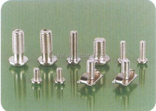 stainless steel widely used special round head bolt with low price