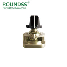 Roundss digital code rotary switch 16 position switch for cnc
