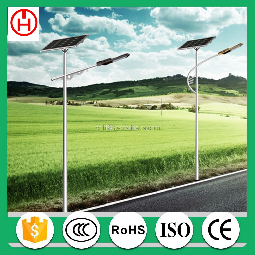 IP65 IP Rating and Street Lights Item Type 30w 40w 50w 60w 80w 100w solar plaza path park light