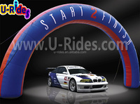 Car Exhibition Inflatable Promotional Archway