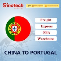 DHL express logistics courier door to door China to Portugal
