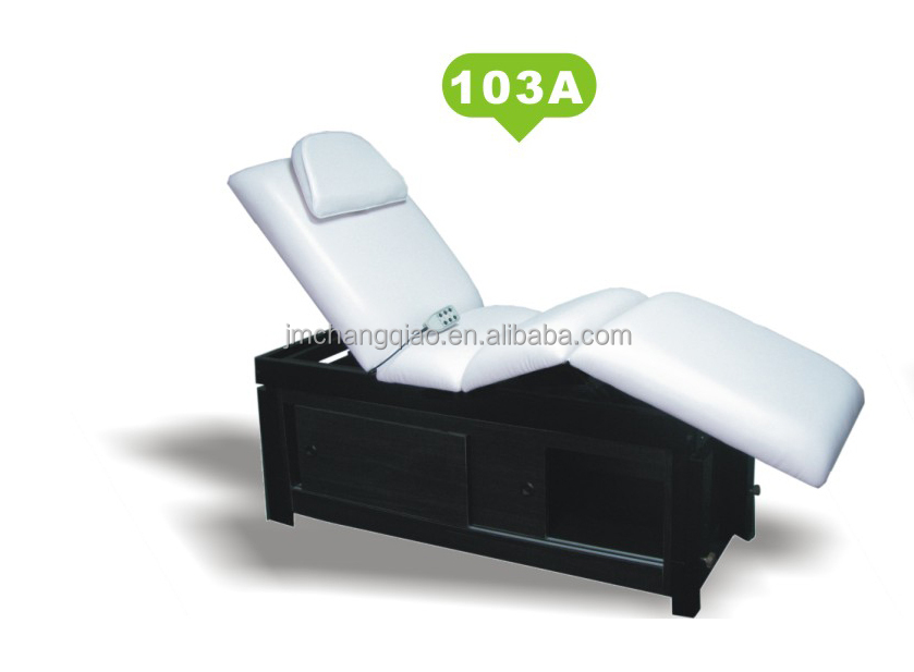 103 n best beauty salon equipment solid wood bed massage for Solid salon