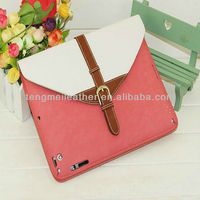 NEW Briefcase 360 Rotating Leather Skin Case Cover For iPad Mini ,Pink Case Cover For iPad Mini