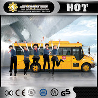 School bus cctv system YUTONG 37 seats beautiful school bus decorations Luxury coach city bus