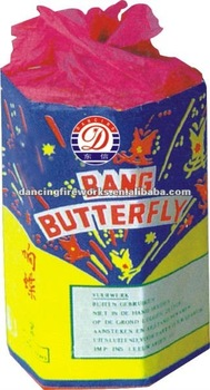 BANG BUTTERFLY FOUNTAINS FIREWORKS
