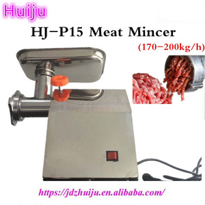 Electric small electric commercial meat grinder /meat mincer