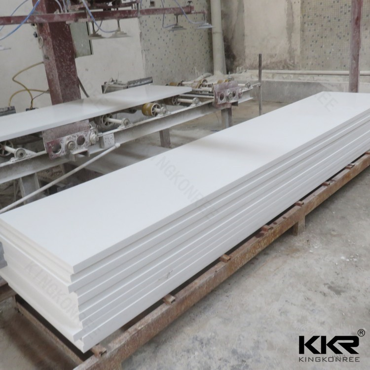 KKR High quality solid surface manufacturer polymer solid surface