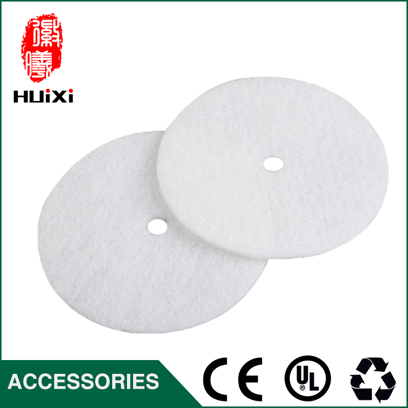 Hot sale FC8202 FC8204 FC8206 FC8208 vacuum cleaner parts for white Microfiber cloth inlet air filter