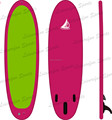 2017wholesale inflatable windsurfbrett kaufen