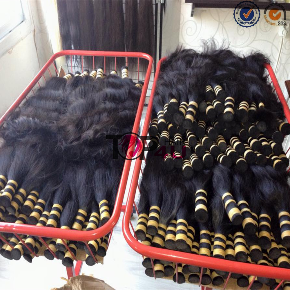 Wholesale factory price raw unprocessed human hair in ho chi minh vietnam