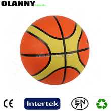 outdoor sport brand logo mini size heat transfer printing basketball