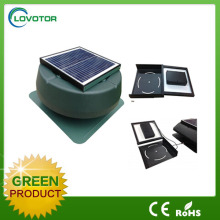 Waterproof Solar attic fan CE solar powered outdoor fans in 15W