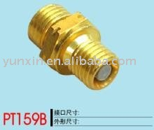 PT159B Brass fuel injector nozzle filter for cars
