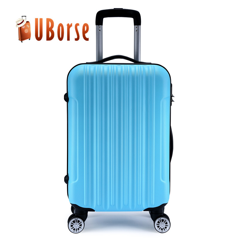 20 inch <strong>ABS</strong> carry on luggage, hard case luggage set, trolley cabin luggage