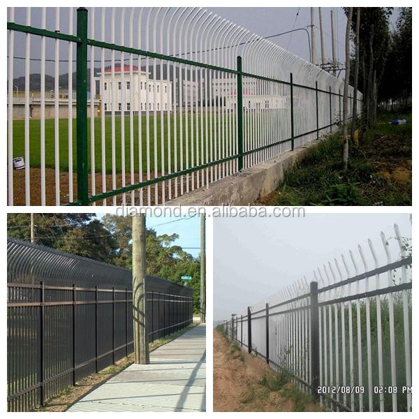Lowes price tubular steel fence buy