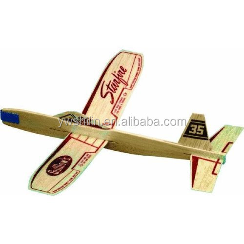 educational toys balsa wood gliders