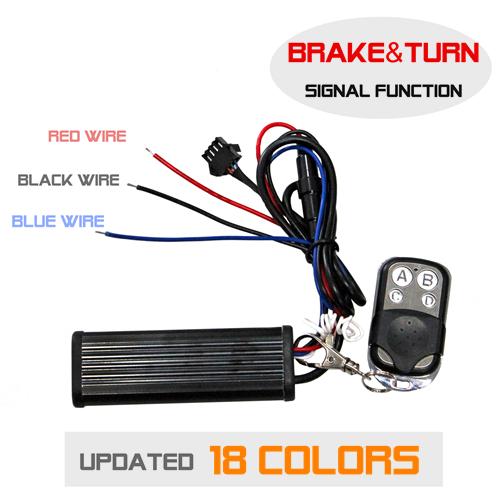 led light strip controller instructions