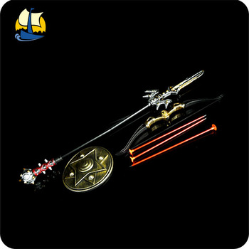 party cosplay knight weapons toy