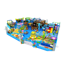 Factory wholesale kids indoor playsets for toddlers playhouse