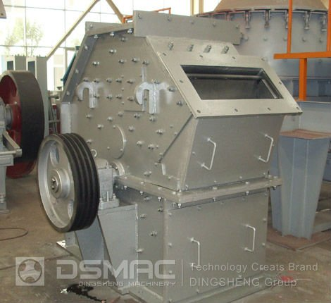 High Quality Horizontal Shaft Impact Crusher DSM400
