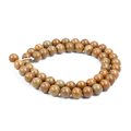 Natural stone beads for jewelry making serpeggiante stone with good quality for bracelet and necklace